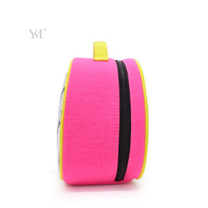Wholesale Eco-Friend Recycled Handle Canvas Toiletry Bag pictures & photos