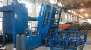 Shot Blasting Machine for Gas Cylinder