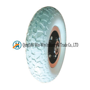 Flat-Free PU Foam Wheel for Wheel Chair (200X50) pictures & photos