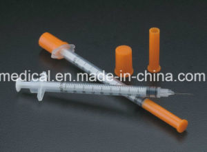 Manufacturer of Disposable Syringe with Needle pictures & photos