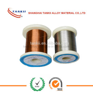 CuNi2 / Electric Resistance Wire / Copper Nickel Alloy Wire pictures & photos
