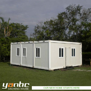 Two Storeys Flexible Design Container Office House (C-H 160)