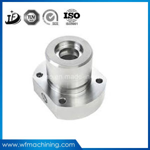 CNC Cutting Machine Machining Auto Parts on Metal Lathe pictures & photos