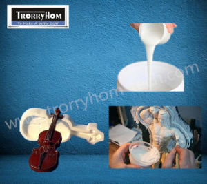 RTV Silicone for Gypsum Plaster Moulding pictures & photos