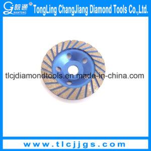 Long Lifespan Diamond Cup Wheel for Polishing Granite pictures & photos