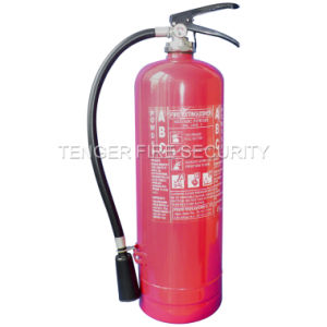 6kg ABC Dry Powder Fire Extinguisher-Ring Wavlve pictures & photos