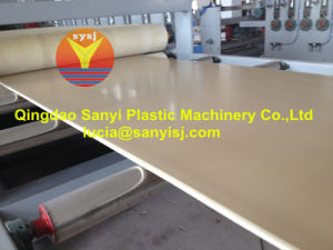 PVC WPC Furniture//Flooring/Ceiling Board Extrusion Machine pictures & photos