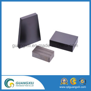Magnetic Materials Sintered NdFeB Round Magnets for Motors/Turbines pictures & photos