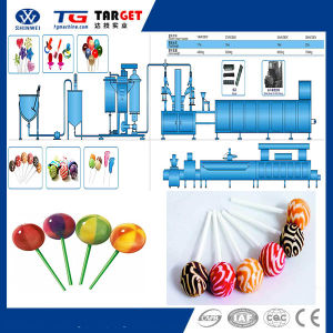 Automatic Lollipop Depositing Line (GD150B) pictures & photos