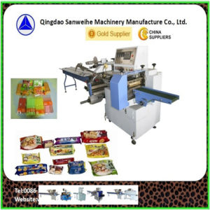 Swf-450 Horizontal Form-Fill-Seal Type Packing Machinery pictures & photos