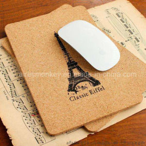 Promotional Home Decoration Square Cork Coaster pictures & photos