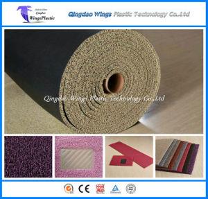 Waterproof Anti Slip PVC Coil Cushion Mat / PVC Car Floor Mat pictures & photos