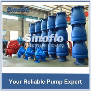Lineshaft Overhung Axial/Mixed Flow Vertical Turbine Sump Pump pictures & photos