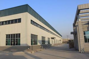 Prefabricated Steel Structure Building / Warehouse pictures & photos