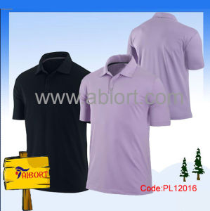 2013 Fashion Polo Shirt of Embroider for Men′s Polo Shirt (PL12016)