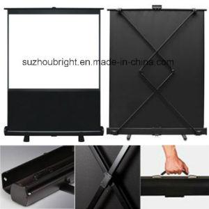 Floor Projection Screen Floor Screen Projector Screens pictures & photos