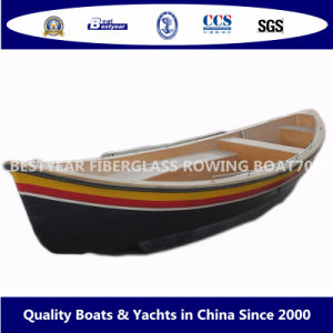 Fiberglass Rowing Boat of 700 pictures & photos