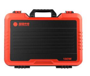 180W Solar Emergency Power Supply Box