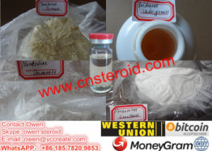 Boldenone Undecylenate Injectable Equipoise Oil Steroid Hormone Wholesale Price pictures & photos