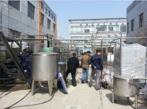 Small Milk Plant Turnkey Project pictures & photos