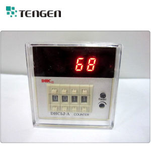 Digital Preset Solid-State Counter Dhc5j 48*48mm pictures & photos