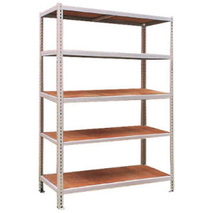 Hot Sell 5 Tiers Store Metal Shelf T20 pictures & photos