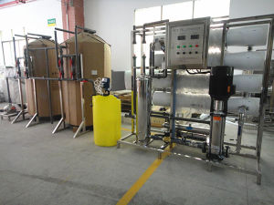 Guangzhou Factory Sale Kyro-4000 Reverse Osmosis Drinking Water Purification System pictures & photos