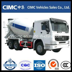 9m3 HOWO Concrete Mixer Truck / Cement Mixer pictures & photos