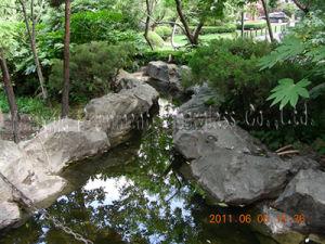 Artificial Fiberglass Rock Waterfall (ZC/FA/Rock-01) pictures & photos