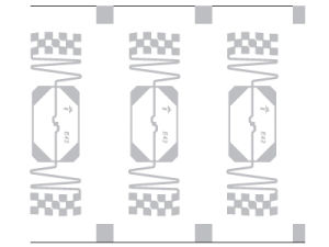 UHF Inlay Impinj E42 Manufacturer
