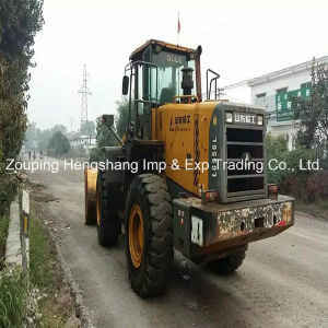 Used 2010year Lingong Wheel Loader LG956L