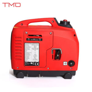 Digital Silent Pure Sine Wave Inverter AC Generator 800W Gasoline Generator pictures & photos