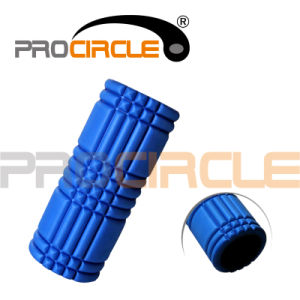 High Density Yoga Pilate Foam Roller Massage Hollow Roller (PC-FR1010) pictures & photos