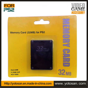 8MB 16MB 32MB 64MB 128MB Memory Card for PS2 Consoles pictures & photos