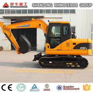 9ton Crawler Excavator with Yanmar (4TNV-98T) Engine, 57.7kw pictures & photos