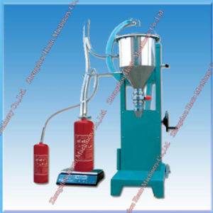 Fire Extinguisher Dry Powder Filling Machine From China pictures & photos