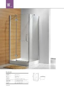 Tempered Glass Shower Enclosure (BA-L742) pictures & photos