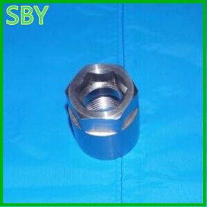 CNC Machining Nut with Good Quality (P056)
