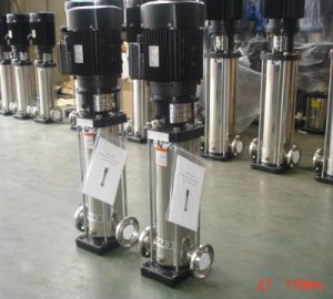 Stainless Steel Vertical Multistage Pump (CDL) pictures & photos