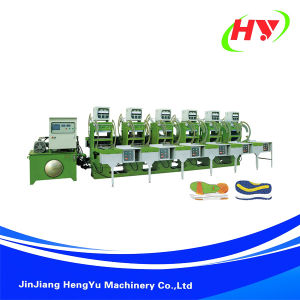 Full-Automatic Rubber Sole Machine (HYXJ-150T) pictures & photos