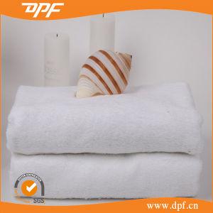 Wholesale 100% Cotton 5 Star Hotel Cotton White Towel Set pictures & photos