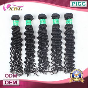 Xbl Top Quality Virgin Full Cuticle Malaysian Hair pictures & photos