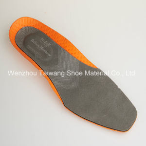 Shock Absorption Memory Foam Sport Insole pictures & photos