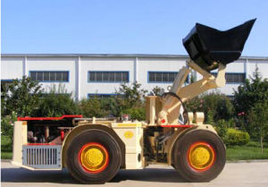 Gpl-2 Underground Diesel Scooptram 2m3 Bucket Size pictures & photos