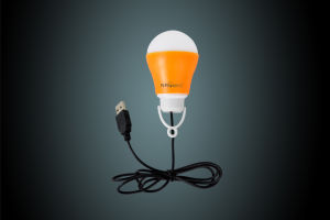Recharged USB Portable LED Bulb 5W (QQ-PUSB5W)