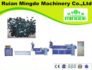 High Quality Semi Automatic Air Cooling Waste Plastic Recycling Machine (MD-C) pictures & photos