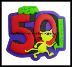 Hot Popular 3D PVC Carton Promotion Gifts Fridge Magnet pictures & photos