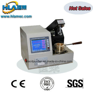 Automatic Digital Display Lybricanting Oil Flash Point Tester pictures & photos