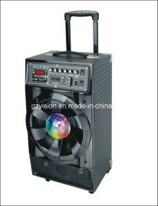 New Model Battery Speaker with Light (FSL-010)