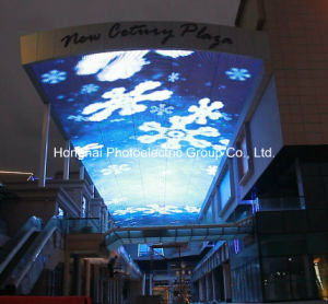 2015 New Style Sky Background LED Video Wall Screen on Ceilings